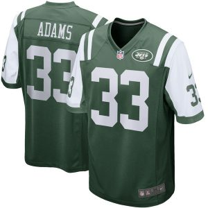 Jamal Adams New York Jets Nike Game Jersey