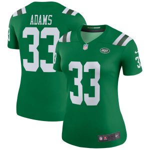 Jamal Adams New York Jets Nike Women's Color Rush Legend Jersey