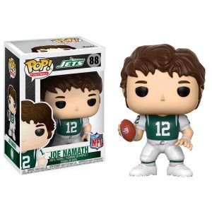 Joe Namath New York Jets NFL Legends POP Figurine