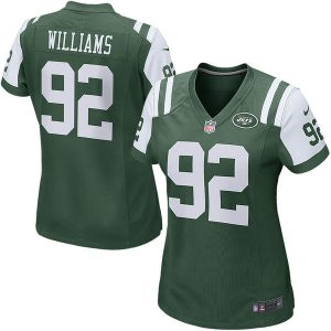 Leonard Williams New York Jets Nike Women's Game Jersey