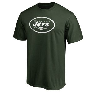 New York Jets NFL Pro Line Primary Logo T-Shirt