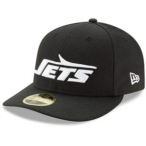 New York Jets New Era Retro Omaha Low Profile 59FIFTY Structured Hat