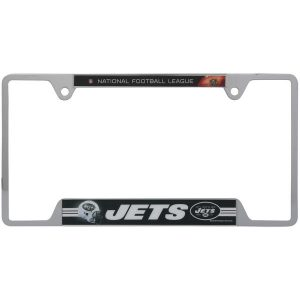 New York Jets WinCraft License Plate Frame