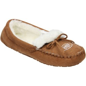 New York Jets Women's Moccasin Slippers