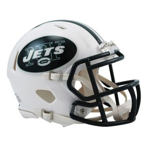 Riddell New York Jets Revolution Speed Mini Football Helmet