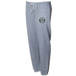Women's New York Jets Concepts Sport Gray Mainstream Jogger Pants