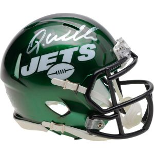 Quinnen Williams New York Jets Fanatics Authentic Autographed Riddell Speed Mini Helmet