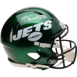 Sam Darnold New York Jets Fanatics Authentic Autographed Riddell Speed Authentic Helmet