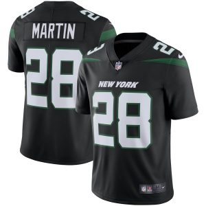 Curtis Martin New York Jets Nike Retired Player Limited Team Jersey – Stealth Black
