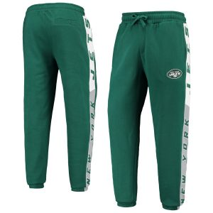 Men's New York Jets Hands High Green Shutout Sweatpants
