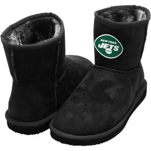 New York Jets Cuce Girls Youth Rookie 2 Boots