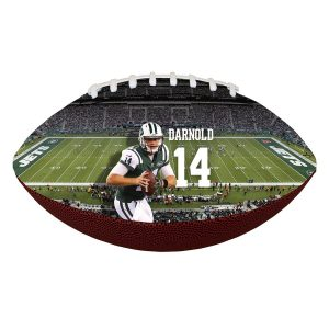 New York Jets Sam Darnold Photoball